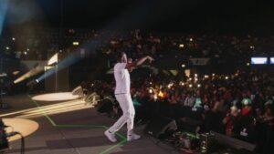 Sneakbo shuts down Wembley SSE Arena