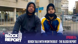 Bench Talk with M1OnTheBeat – The Block Report [EP8:S2] | @MixtapeMadness