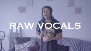 Chante – Raw Vocals | Freestyle [WHOSDABOSS]
