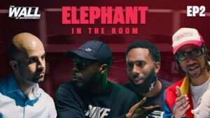 COVID DISCUSSION INTENSIFIES BETWEEN POET, LIPPY, CHUCKIE & NHS DOCTOR 😲| Elephant In The Room S1EP2