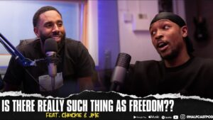 Does FREEDOM REALLY Exist??? feat JME || Halfcast Podcast