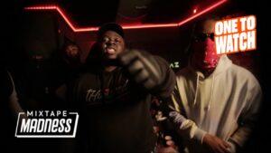 Kemzi – Black Monday Freestyle (Music Video) | @MixtapeMadness