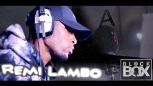Remi Lambo    BL@CKBOX Ep. 85