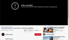 "Indian YouTubers T-Series copyright striked King Von ""Exposing Me"""