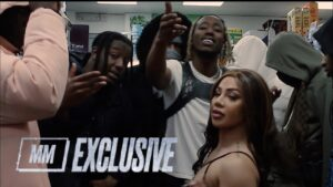 Tizzy Ft Ghosty – For Me ft. Scorcher (Music Video)   @MixtapeMadness
