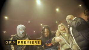 Yxng Bane x Nafe Smallz x M Huncho  – Dancing On Ice [Music Video] | GRM Daily