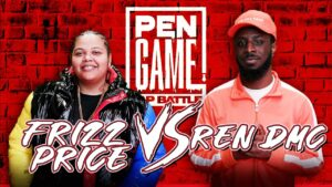 Frizz Price vs Ren DMC – Pengame Rap Battle (Season 2 Ep.2) | Link Up TV Originals