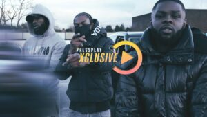 #M20 Bugzy X Deepee X Inch – Lean Out The Ride Remix (Music Video) Prod By Slay Products