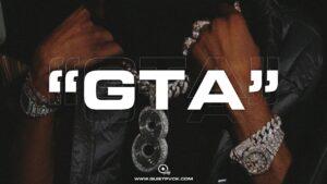 "FREE | ""Gta"" – DigDat x Central Cee x Drill Type Beat 2021 – (Prod. Quietpvck)"