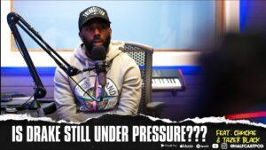 Is Drake STILL Under PRESSURE????    Halfcast Podcast