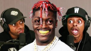 Lil Yachty gets UPSET