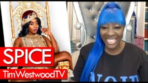 Spice on Frenz, Sean Paul & Shaggy, album Ten, females beefing, Love & Hip Hop – Westwood