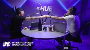 The No Behaviour Podcast LIVE w/ Margs & Loons #2   The Hub