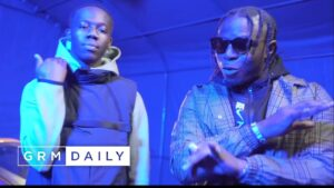 DA REAL3ST X Jordsz LLGM – No Complacency [Music Video]   GRM Daily