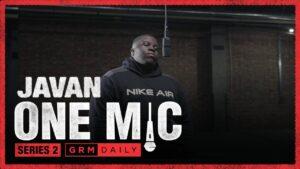 Javan – One Mic Freestyle | GRM Daily
