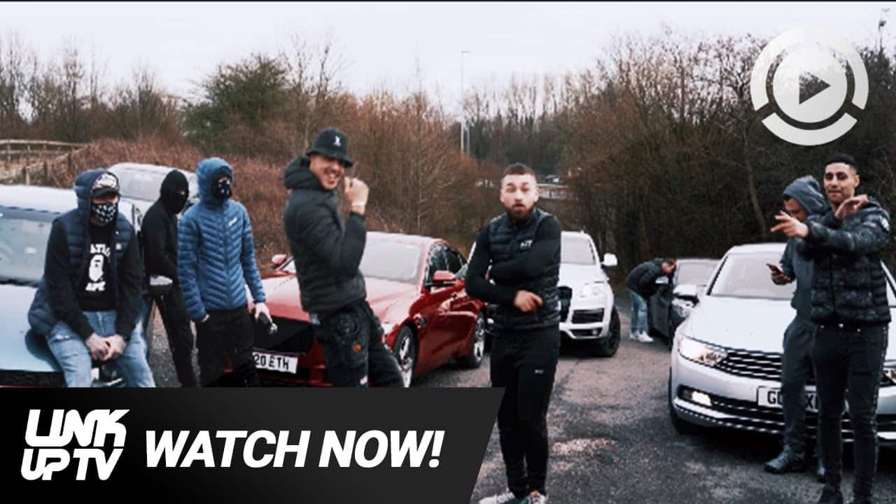 LB x Brkzc – Ride [Music Video] | Link Up TV