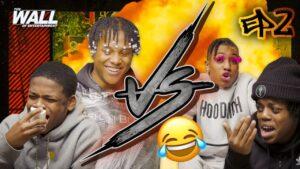 MKFRAY, RONZO & REUBZ4K MAKES ASMXLLS CRY!!! | VS EP2 S3