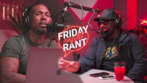 """My girl's brother has been stealing money from me"" #FridayNightRant W/ Castillo & J Gang 