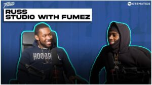 Russ | Studio With Fumez | S3 EP3 | Talks dodgy deals, Maturing, Voicing his Opinions + More