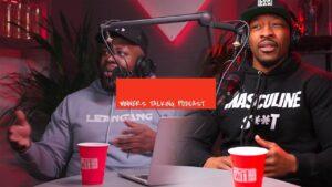 """""""Splitting Bills Isn't Masculine!"""" Winners Talking Podcast LIVE   The Hub"""