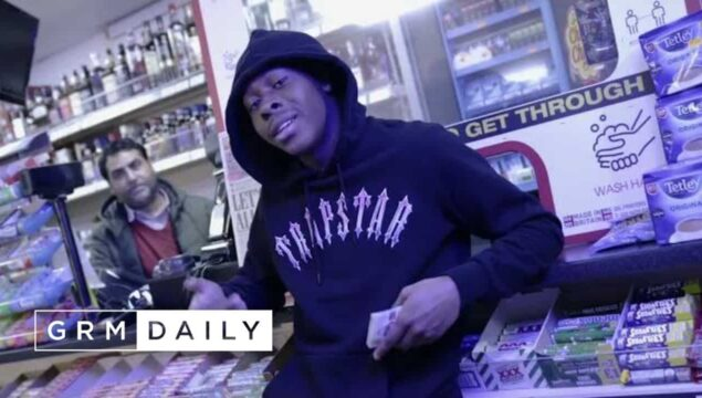 Tenna – Can't Switch [Music Video] | GRM Daily