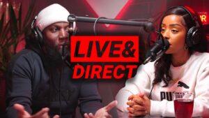 Tiny Boost talks Growth & transparency | Live & Direct w/ Pretty Hood H | The Hub