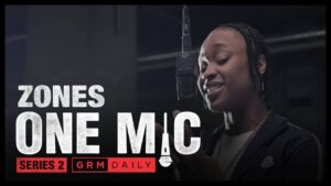 Zones – One Mic Freestyle   GRM Daily