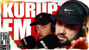 Kurupt FM – FIRE IN THE BOOTH pt1