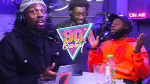 """😩""""We Were Sexting, But In Real Life She Wasn't On It"""" 90's Baby Show LIVE #3 Highlights 