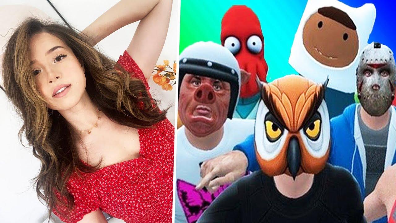 YouTuber Feels Threatened… Pokimane, H2ODelirious, WILDCAT, Vanoss Crew, Alinity, MrBeast