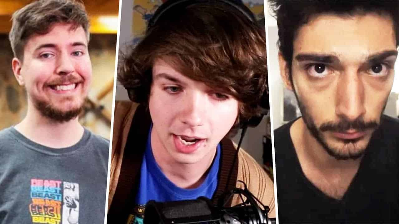 YouTuber Gets Called Out Over THIS… Karl Jacobs, Ice Poseidon, MrBeast