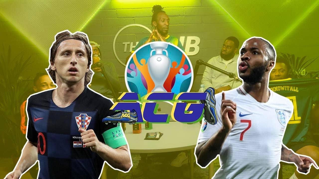 England vs Croatia Euro 2020 Watch Along #ArmchairGaffersLIVE #3   The Hub