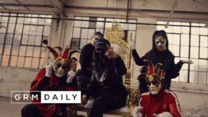 J-Onyx – Can't F With [Music Video]   GRM Daily