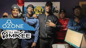 Ozone Media: C4, Hitman, Vader & Trilla w DJ Big Mikee #GrimeTimeShow