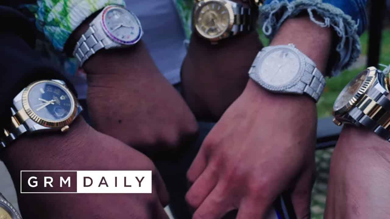 S bricks x Ti Racks – Trap Hard [Music Video]   GRM Daily
