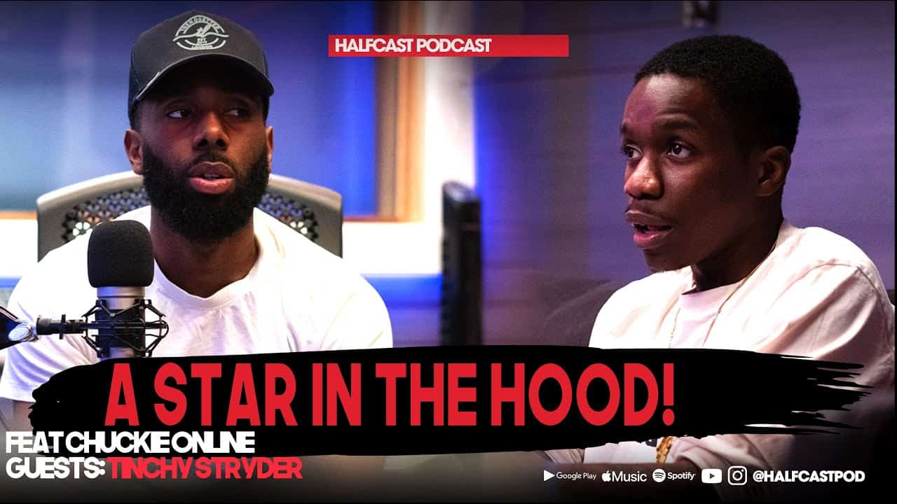 When There's A STAR In Your HOOD!!!    Halfcast Podcast