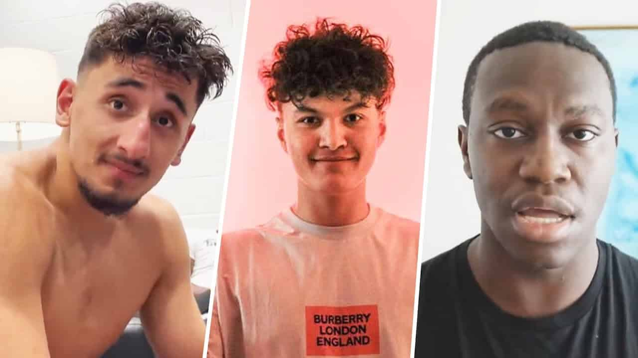 YouTubers Destroy TikTokers in the Ring… FaZe Jarvis, AnEsonGib, Deji, Austin McBroom, Bryce Hall