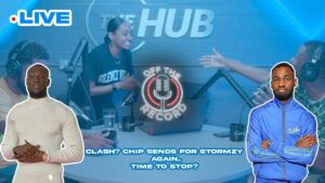 🤔 Clash? Chip Sends For Stormzy Again… Time To Stop? #OffTheRecord #8 | The Hub
