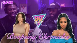 """😔 """"The women are onto us"""" #BoopsingChronicles 90's Baby Show LIVE #11 