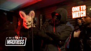 Trizz – 'Woop' Freestyle (Music Video) | @MixtapeMadness