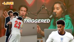 """🙄""""Without black players England would achieve less"""" #Triggered W/ Lin Mei & Craig Mitch #6 