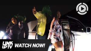 Amz x Lizzy (M.R.1) – You Wasn't Around [Music Video] | Link Up TV