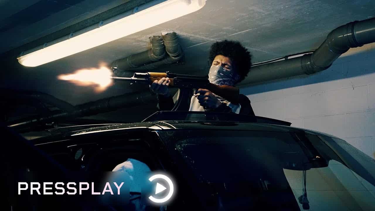 #Croftblock StayWidIt – Splattered (Music Video)