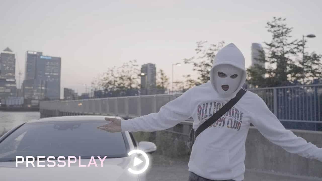Ghost – Choppin (Music Video) | Pressplay