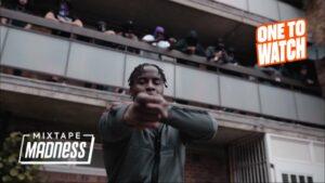 Hunnabagz – Get Ugly (Music Video) | @MixtapeMadness