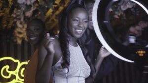 NSG – Petite Launch Party (Behind The Scenes) | Link Up TV