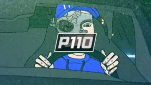 P110 – Half-Face – Cancelled [Music Video]
