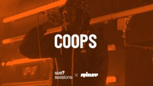 size? sessions: Coops