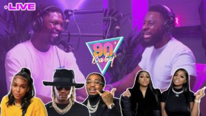 The violence the City Girls are shelling out is too much 😩 90's Baby Show LIVE  #15 | The Hub
