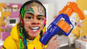 6ix9ine PROVES he is a GANGSTER